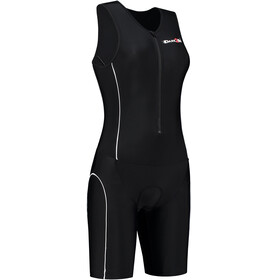 Dare2Tri Frontzip Trisuit Women black
